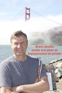 Brent Jensen Oil Painter