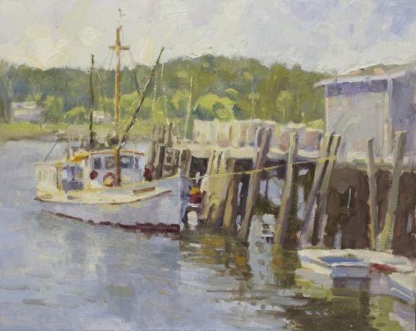 Mohegan Island Mail Boat