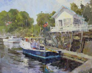 Bucks Harbor Maine