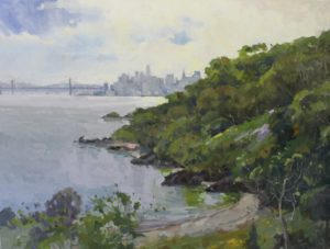 Welcoming Spring on Angel Island